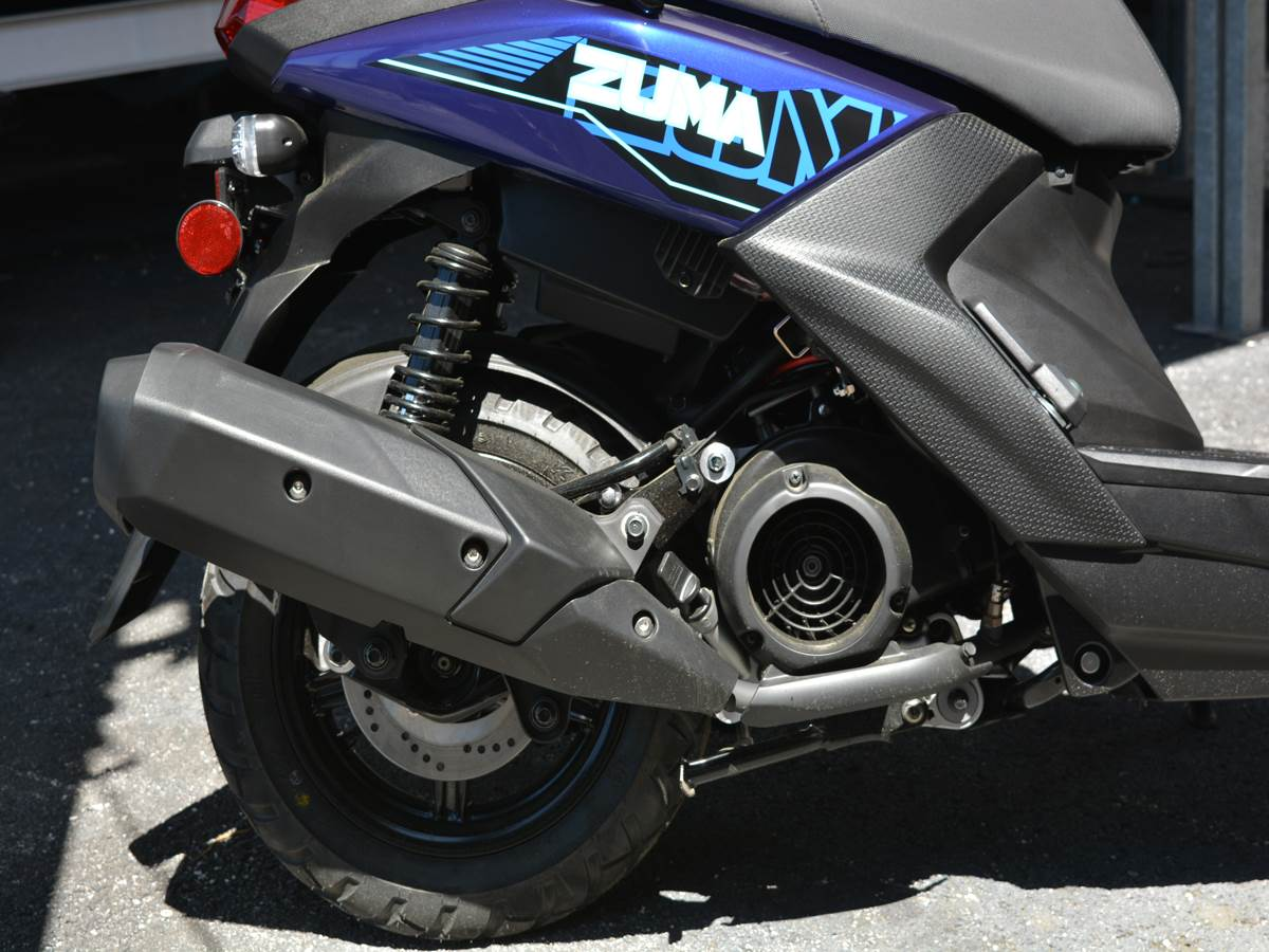 New 2019 Yamaha Zuma 125 Scooters in Clearwater, FL | Stock Number