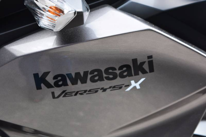 2017 Kawasaki Versys-X 300 ABS in Clearwater, Florida