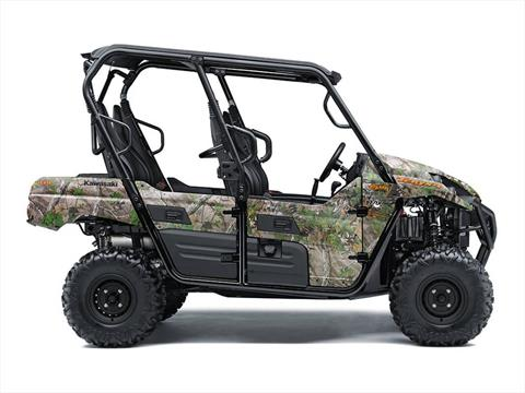 2021 Kawasaki Teryx4 Camo in Clearwater, Florida - Photo 1