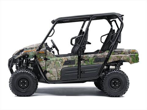 2021 Kawasaki Teryx4 Camo in Clearwater, Florida - Photo 2
