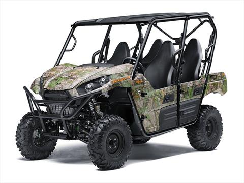 2021 Kawasaki Teryx4 Camo in Clearwater, Florida - Photo 4