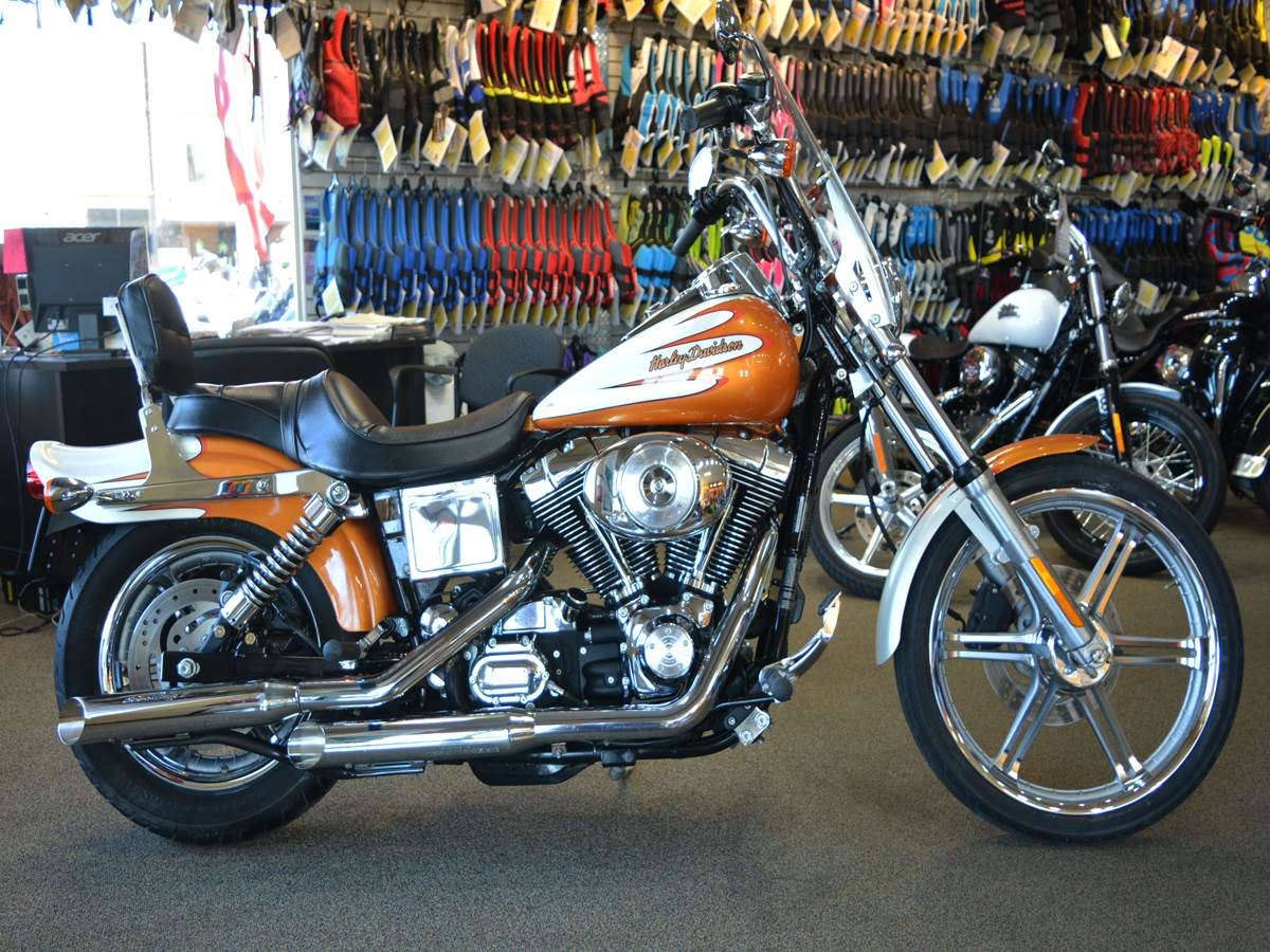 2004 Harley-Davidson FXDWG/FXDWGI Dyna Wide Glide® in Clearwater, Florida