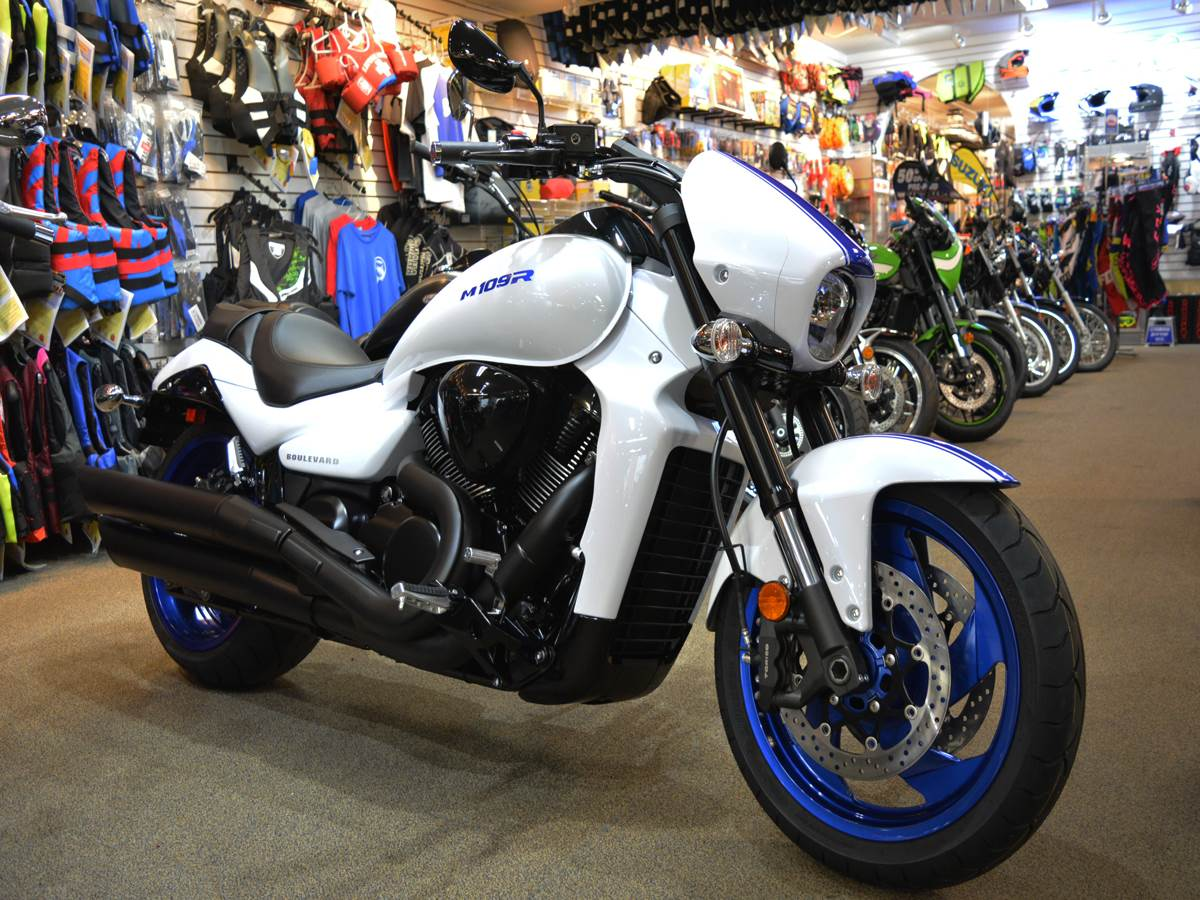 New 2019 Suzuki Boulevard M109r B O S S Motorcycles In Clearwater