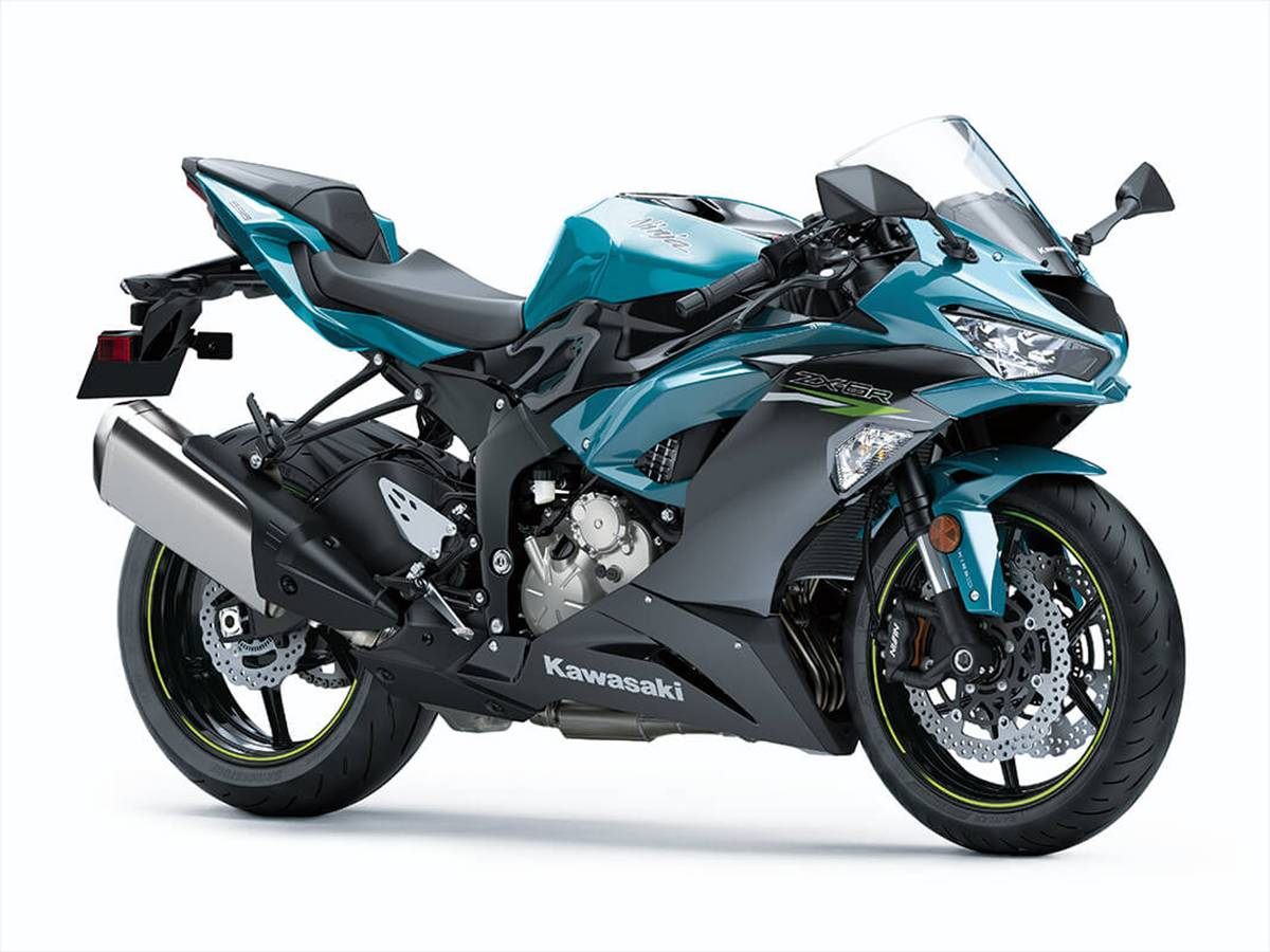2021 Kawasaki Ninja ZX-6R ABS in Clearwater, Florida - Photo 2
