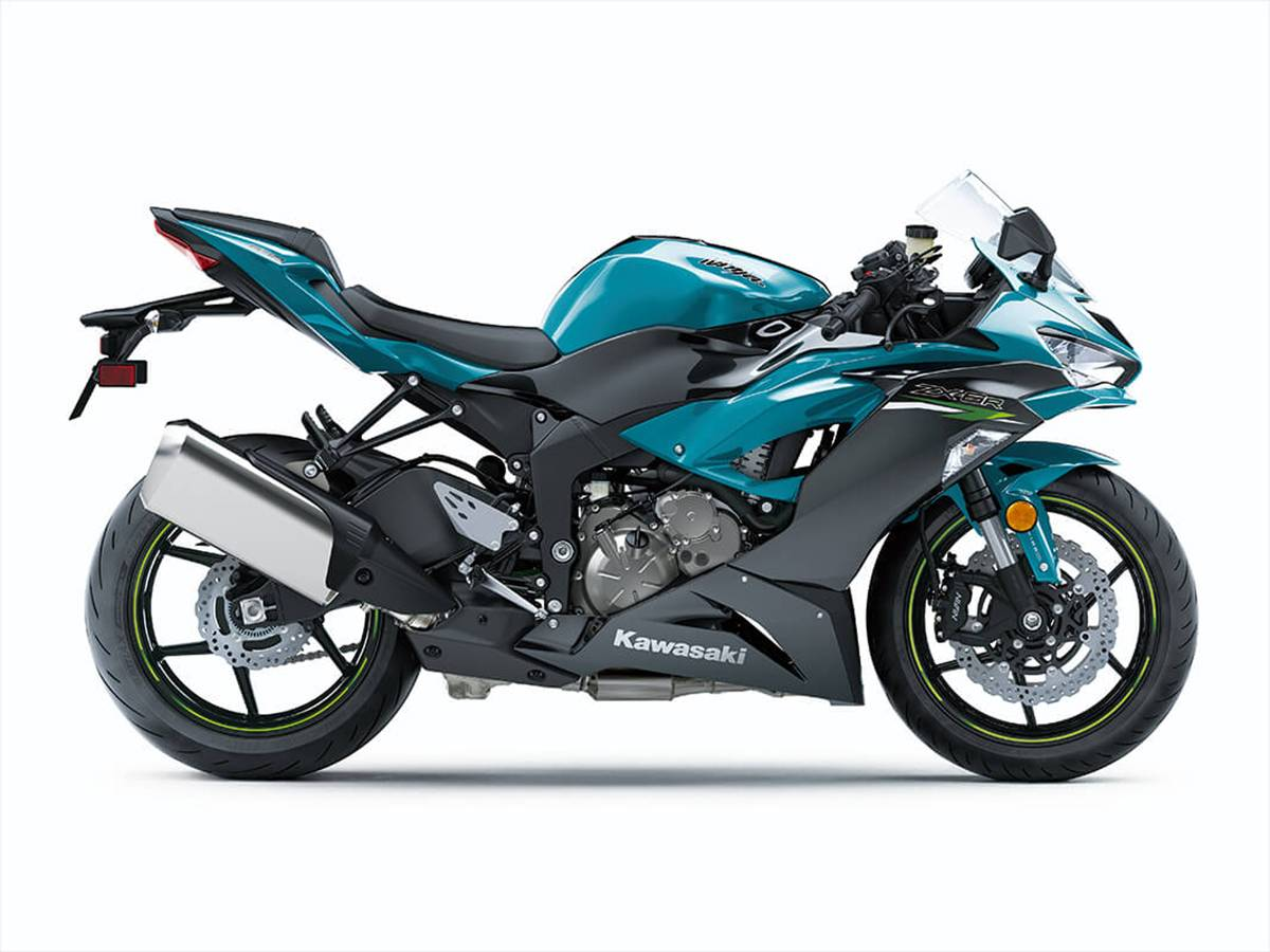 2021 Kawasaki Ninja ZX-6R ABS in Clearwater, Florida - Photo 1