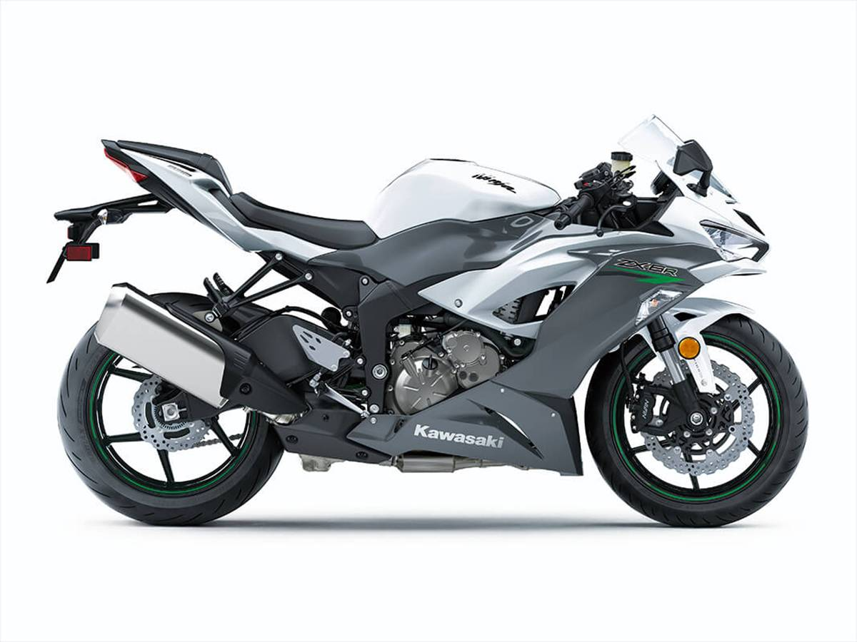 2021 Kawasaki Ninja ZX-6R ABS in Clearwater, Florida - Photo 5