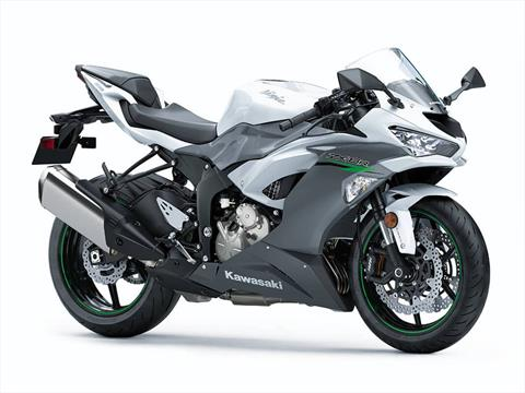 2021 Kawasaki Ninja ZX-6R ABS in Clearwater, Florida - Photo 6