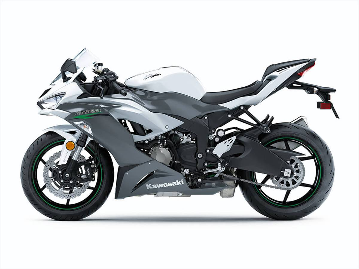 2021 Kawasaki Ninja ZX-6R ABS in Clearwater, Florida - Photo 7