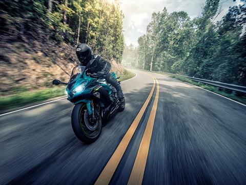 2021 Kawasaki Ninja ZX-6R ABS in Clearwater, Florida - Photo 12