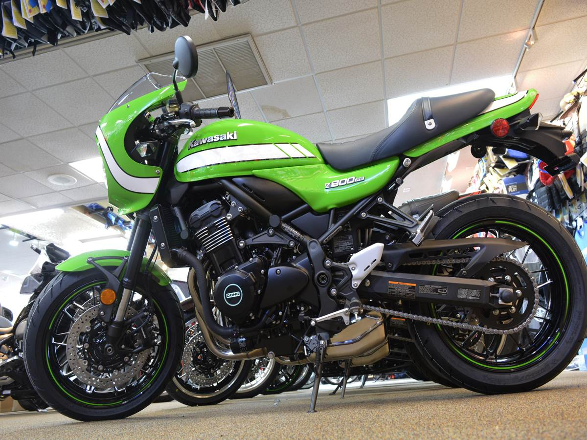 2018 Kawasaki Z900RS Cafe In Clearwater Florida