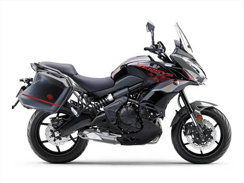 2021 Kawasaki Versys 650 LT in Clearwater, Florida - Photo 1