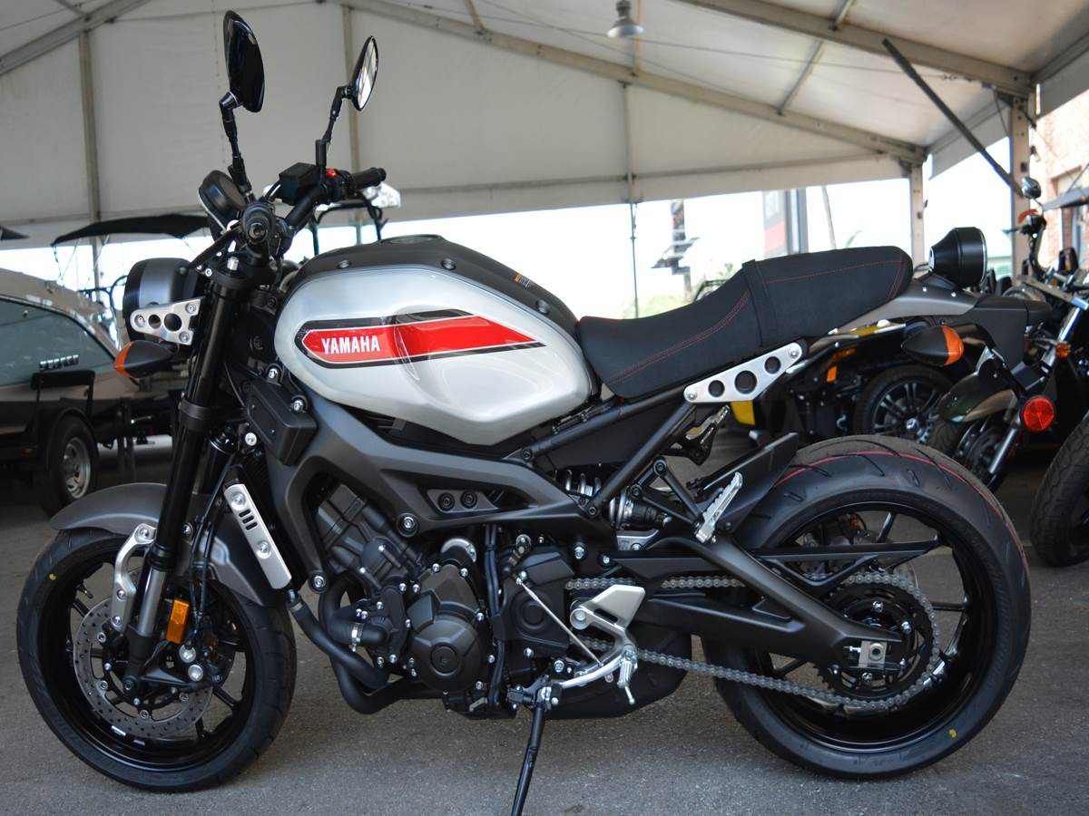 2019 Yamaha XSR900 in Clearwater, Florida - Photo 1