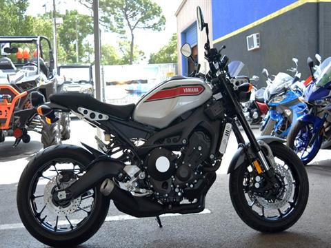 2019 Yamaha XSR900 in Clearwater, Florida - Photo 2