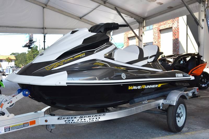 New 2018 yamaha vx cruiser ho watercraft in clearwater fl for Yamaha cruiser 2018