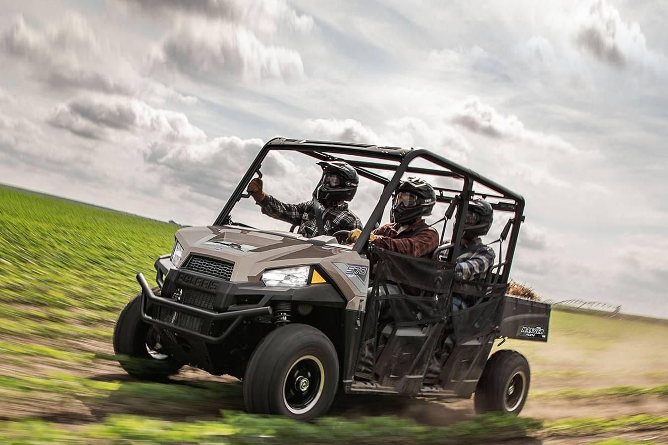 2019 Polaris Ranger Crew 570-4 for sale 3991