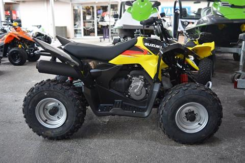 2018 Suzuki QuadSport Z90 in Clearwater, Florida