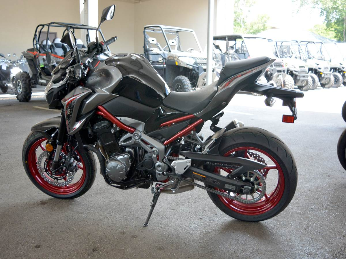 2019 Kawasaki Z900 ABS in Clearwater, Florida - Photo 2