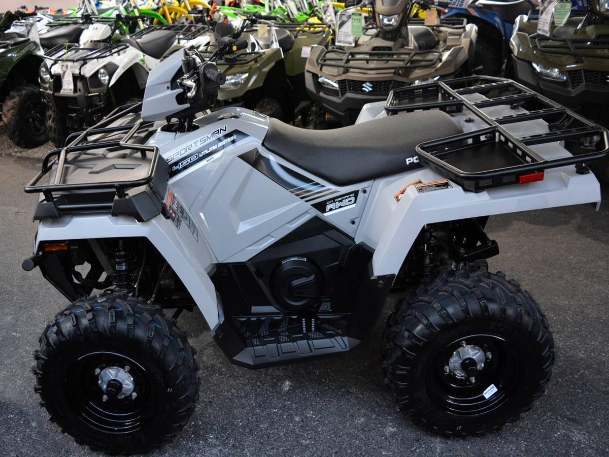 2019 Polaris Sportsman 450 H.O. Utility Edition in Clearwater, Florida - Photo 1