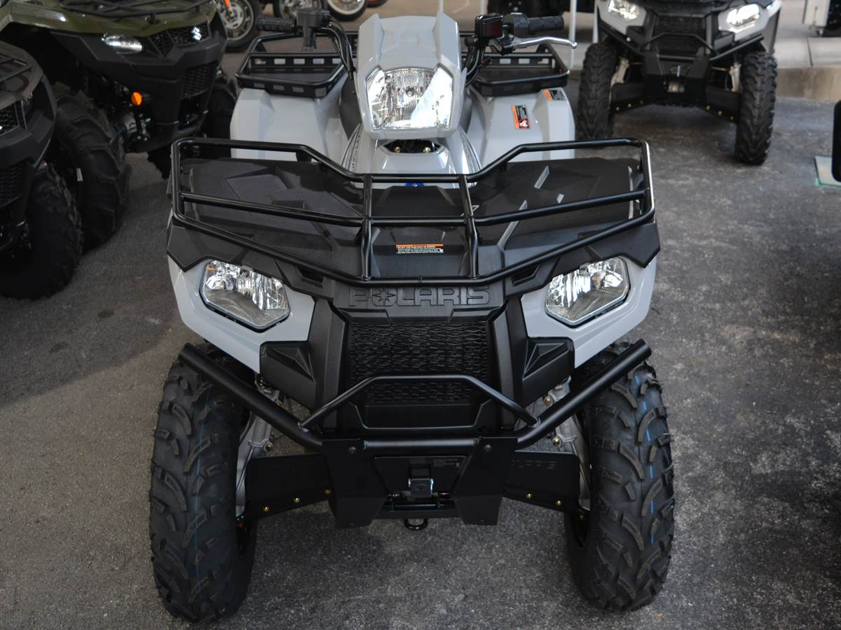 2019 Polaris Sportsman 450 H.O. Utility Edition in Clearwater, Florida - Photo 9