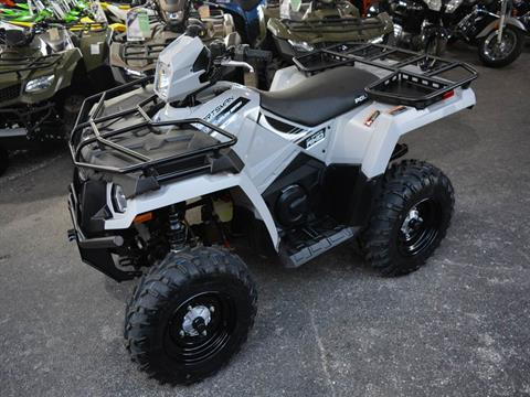 2019 Polaris Sportsman 450 H.O. Utility Edition in Clearwater, Florida - Photo 10