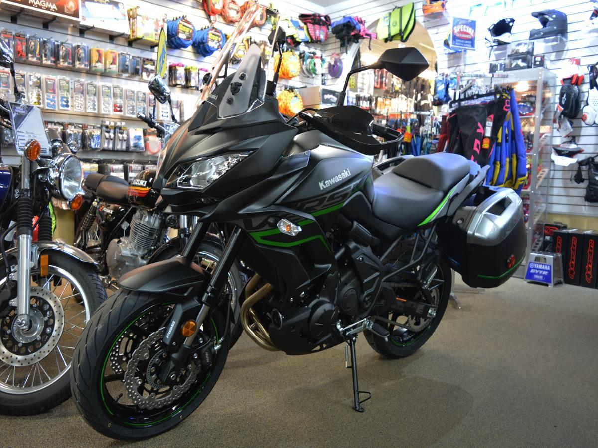 2019 Kawasaki Versys 650 Lt In Clearwater Florida