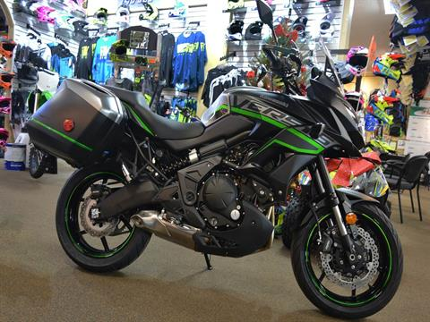 2019 Kawasaki Versys 650 LT in Clearwater, Florida