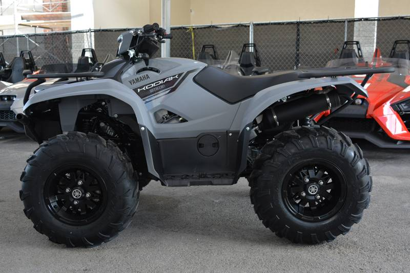 New 2018 yamaha kodiak 700 eps atvs in clearwater fl for Yamaha kodiak 700 review