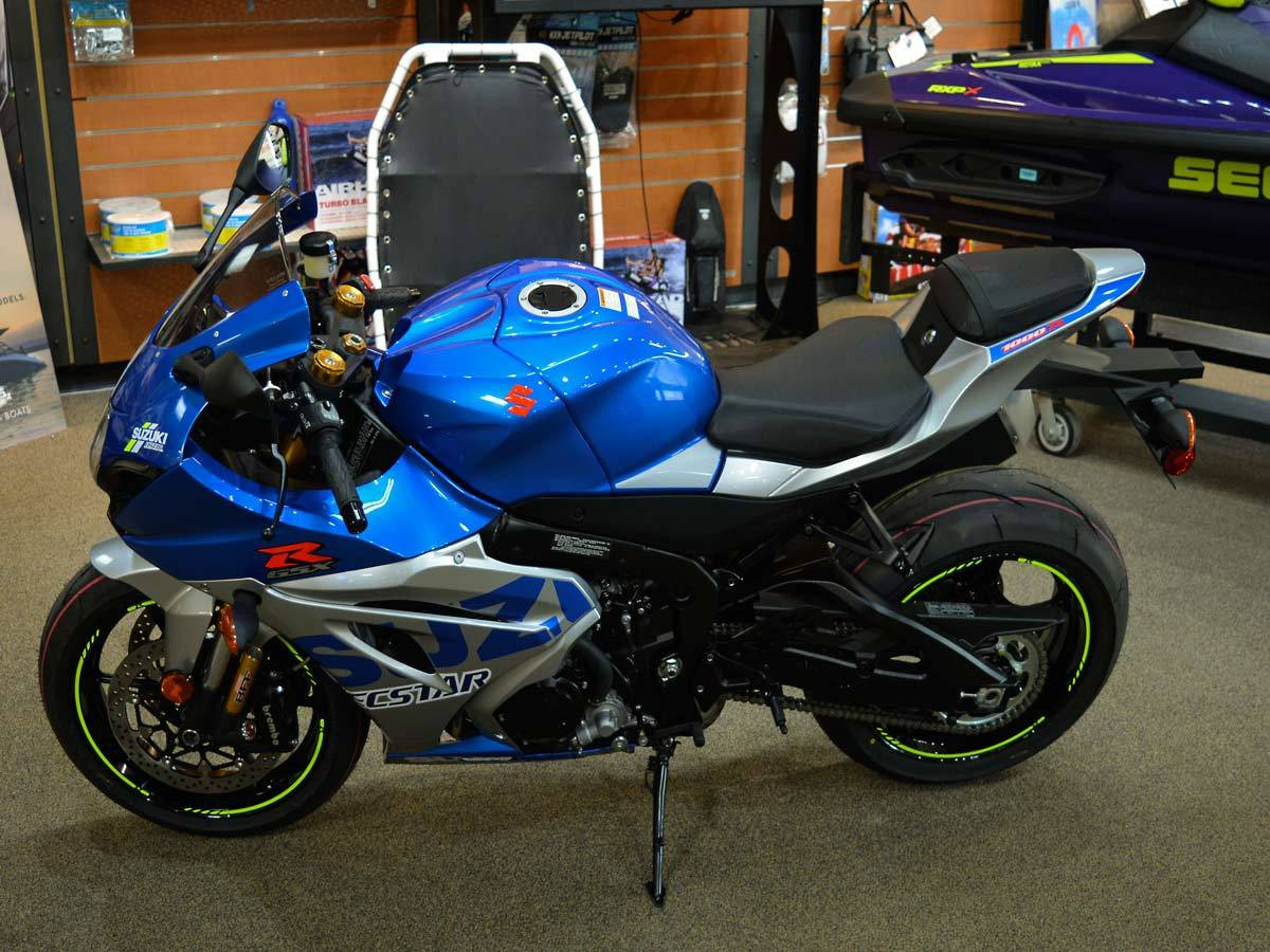 2021 Suzuki GSX-R1000R 100th Anniversary Edition in Clearwater, Florida - Photo 11