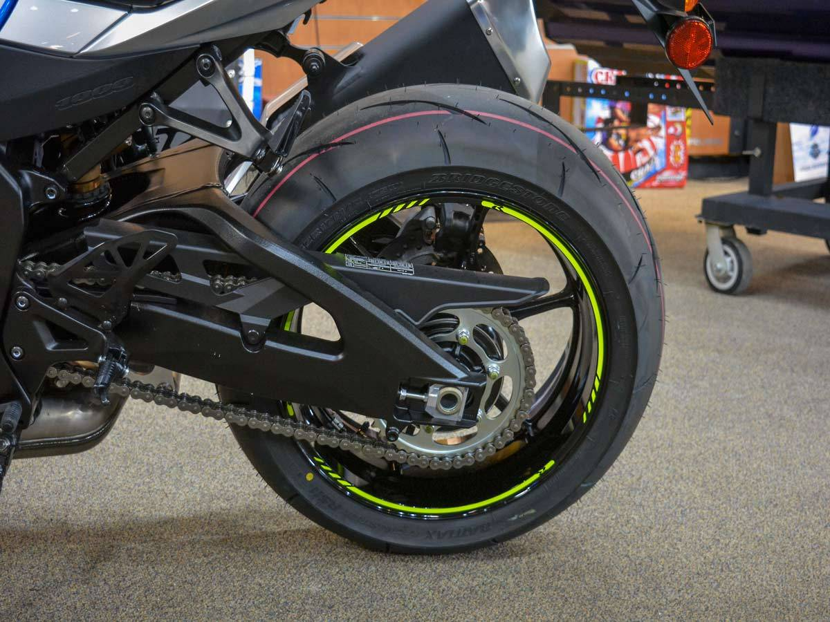 2021 Suzuki GSX-R1000R 100th Anniversary Edition in Clearwater, Florida - Photo 6