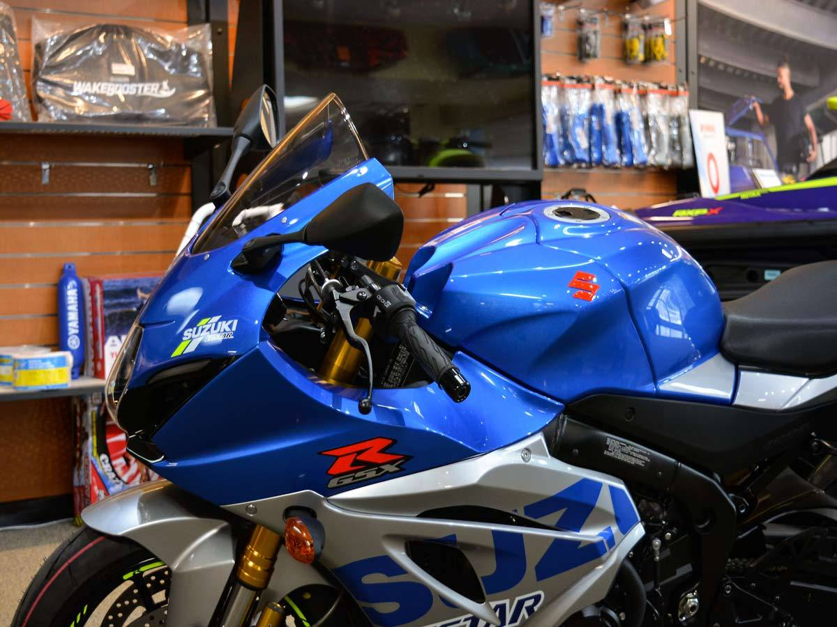 2021 Suzuki GSX-R1000R 100th Anniversary Edition in Clearwater, Florida - Photo 5