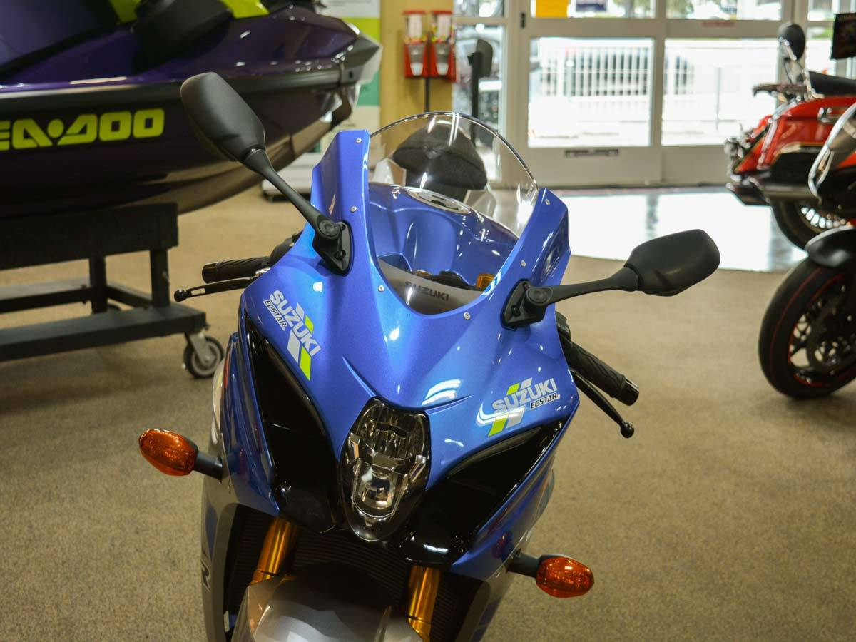 2021 Suzuki GSX-R1000R 100th Anniversary Edition in Clearwater, Florida - Photo 9