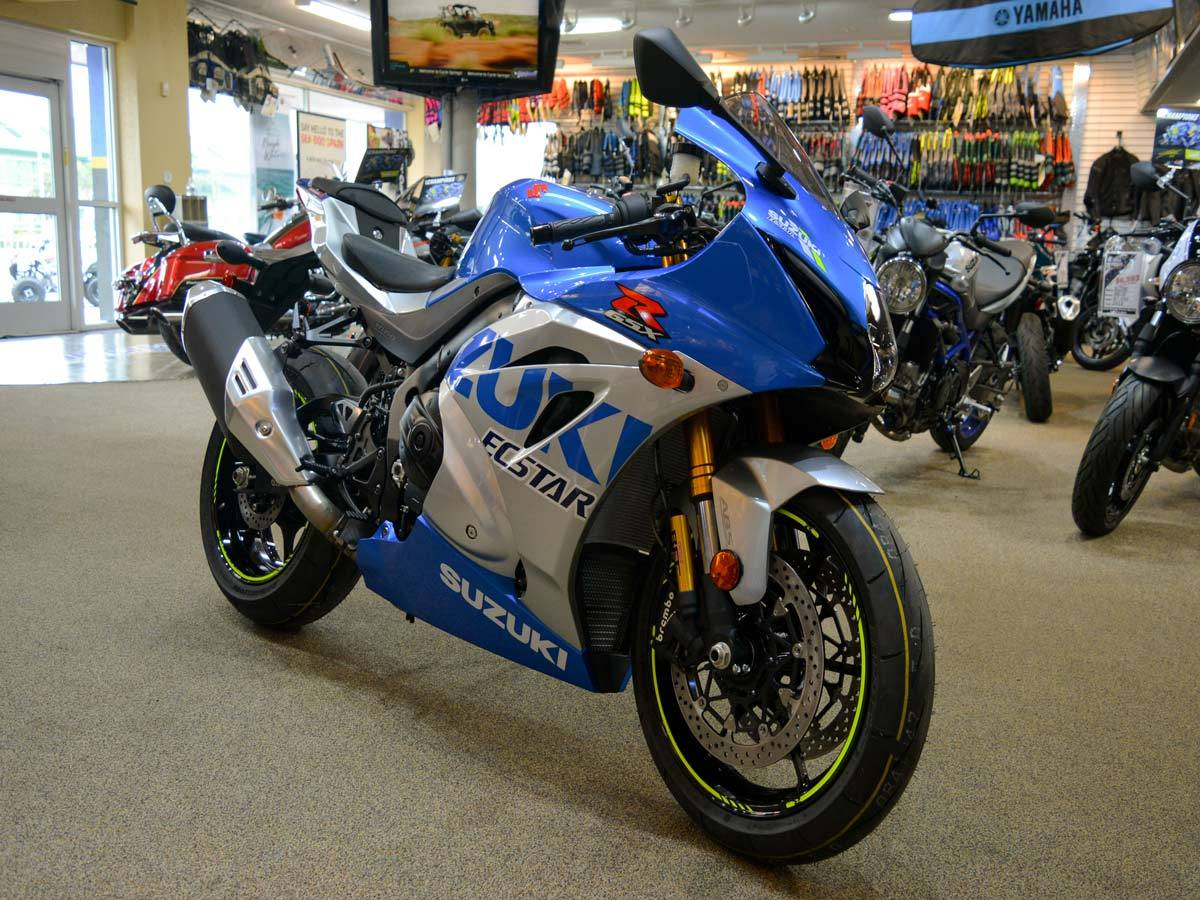 2021 Suzuki GSX-R1000R 100th Anniversary Edition in Clearwater, Florida - Photo 10