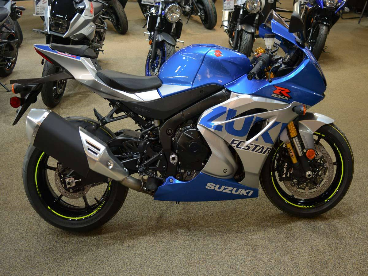 2021 Suzuki GSX-R1000R 100th Anniversary Edition in Clearwater, Florida - Photo 12
