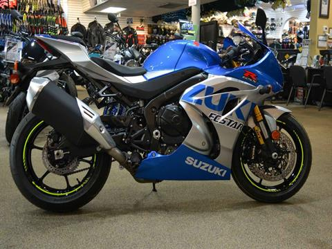 2021 Suzuki GSX-R1000R 100th Anniversary Edition in Clearwater, Florida - Photo 1
