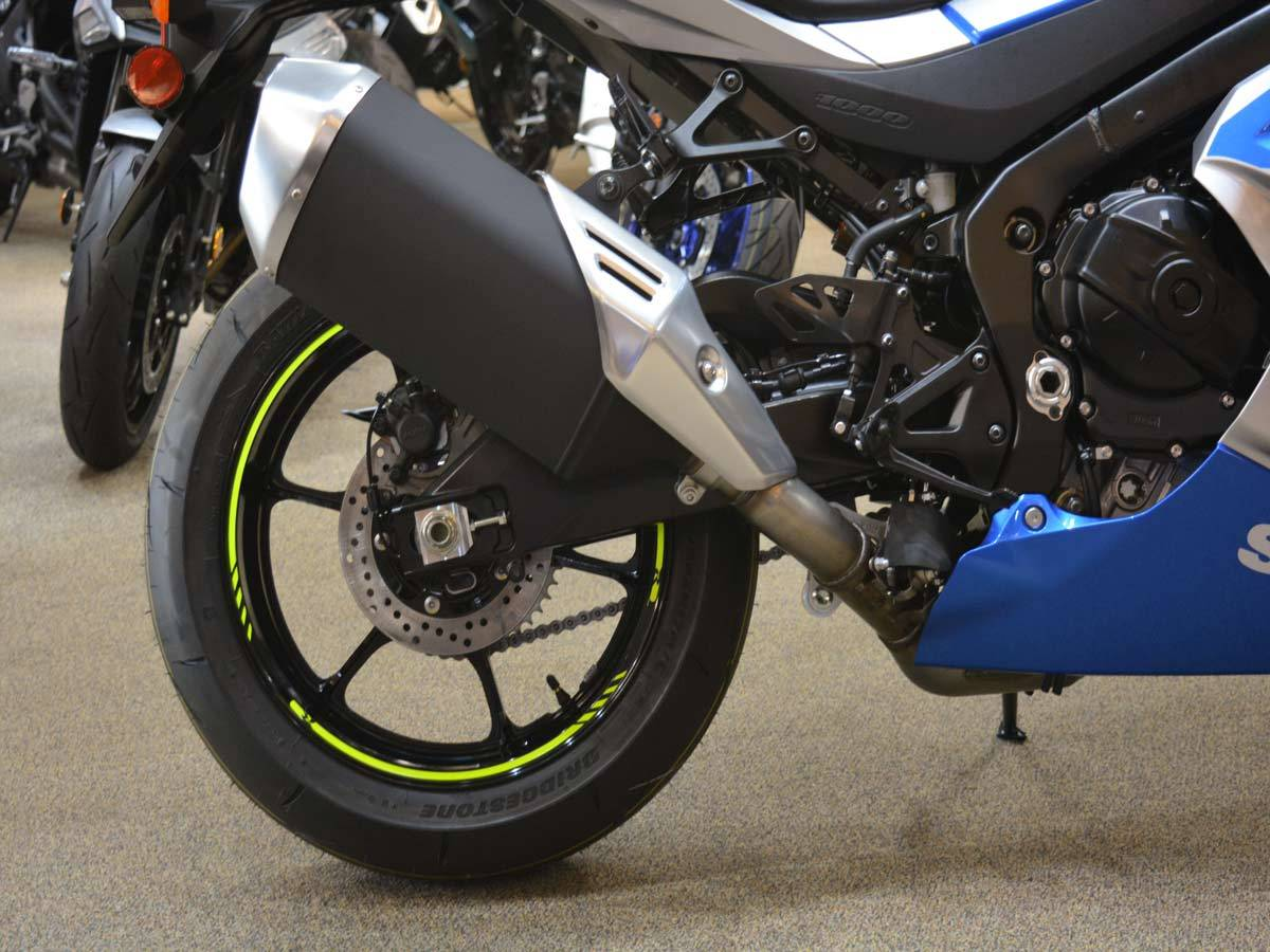 2021 Suzuki GSX-R1000R 100th Anniversary Edition in Clearwater, Florida - Photo 13