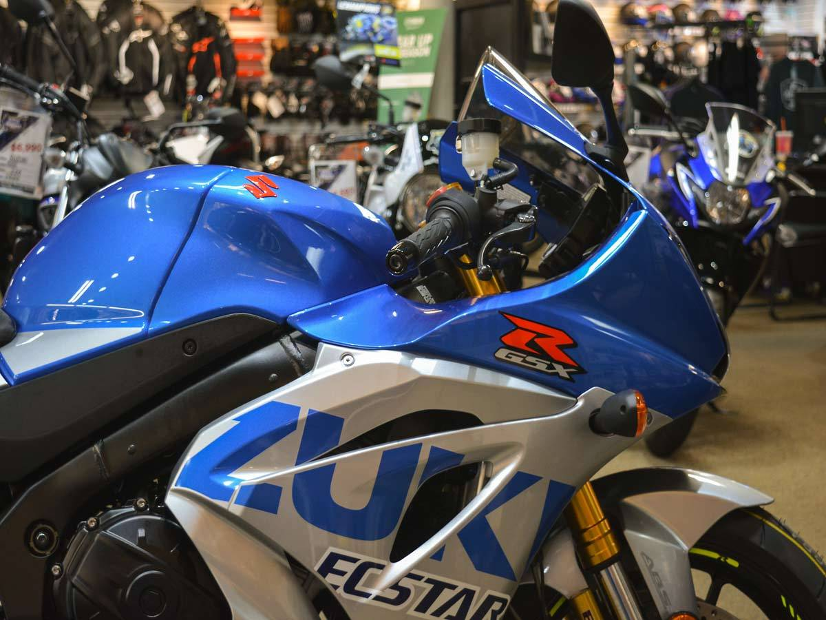 2021 Suzuki GSX-R1000R 100th Anniversary Edition in Clearwater, Florida - Photo 4