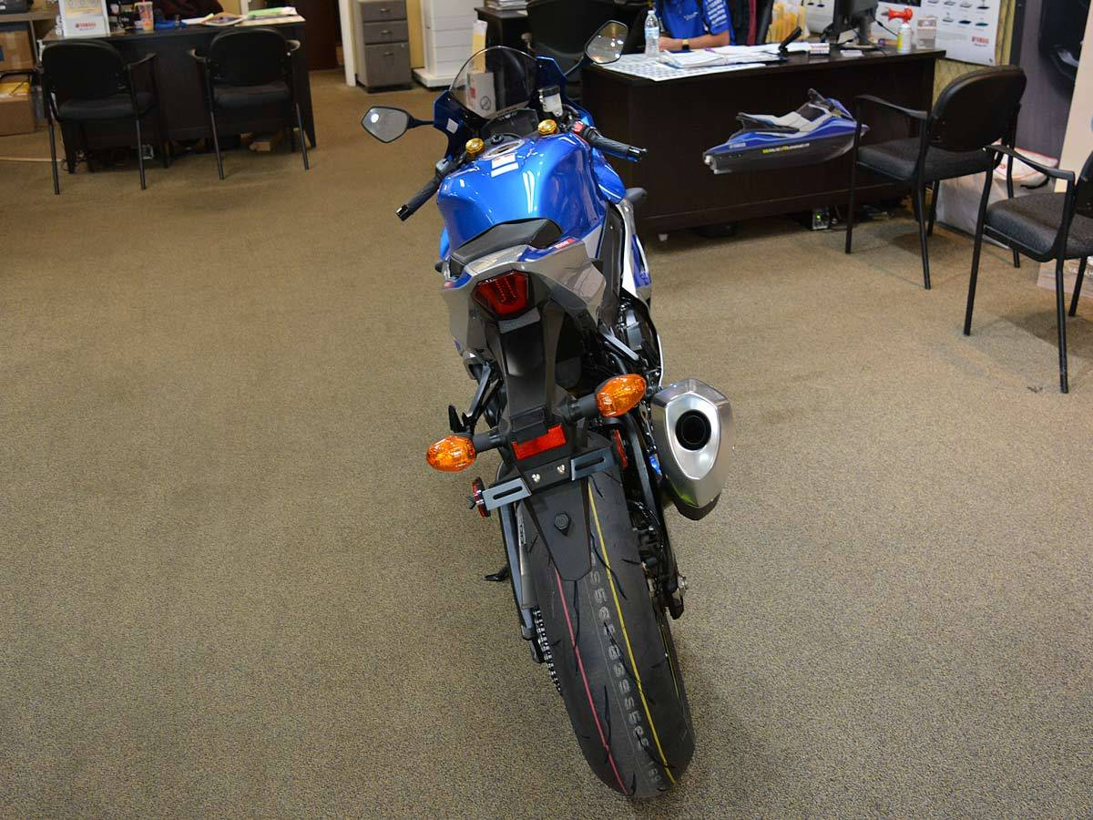 2021 Suzuki GSX-R1000R 100th Anniversary Edition in Clearwater, Florida - Photo 14
