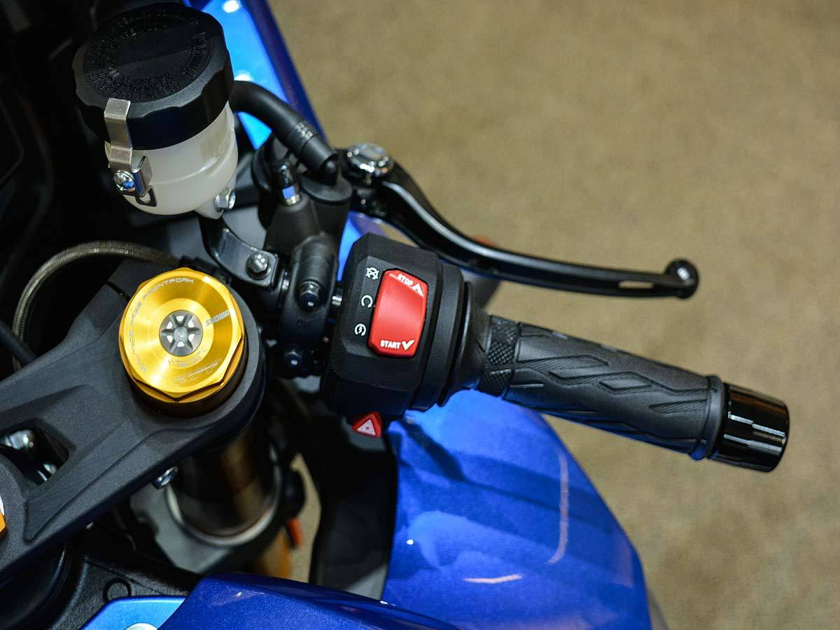 2021 Suzuki GSX-R1000R 100th Anniversary Edition in Clearwater, Florida - Photo 18