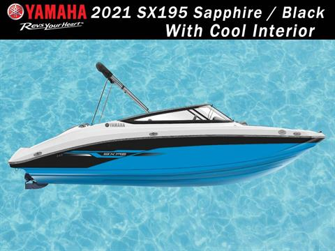 2021 Yamaha SX195 in Clearwater, Florida - Photo 25