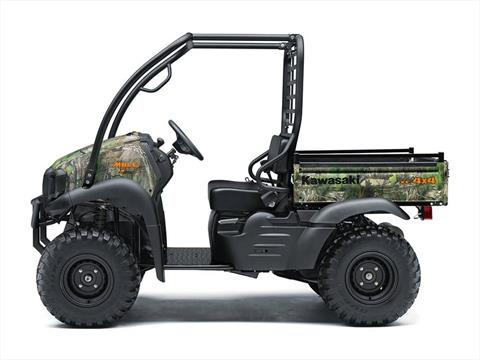 2021 Kawasaki Mule SX 4X4 XC Camo FI in Clearwater, Florida - Photo 2