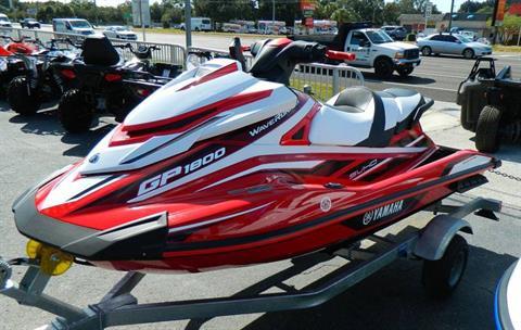 2017 Yamaha GP 1800 in Clearwater, Florida