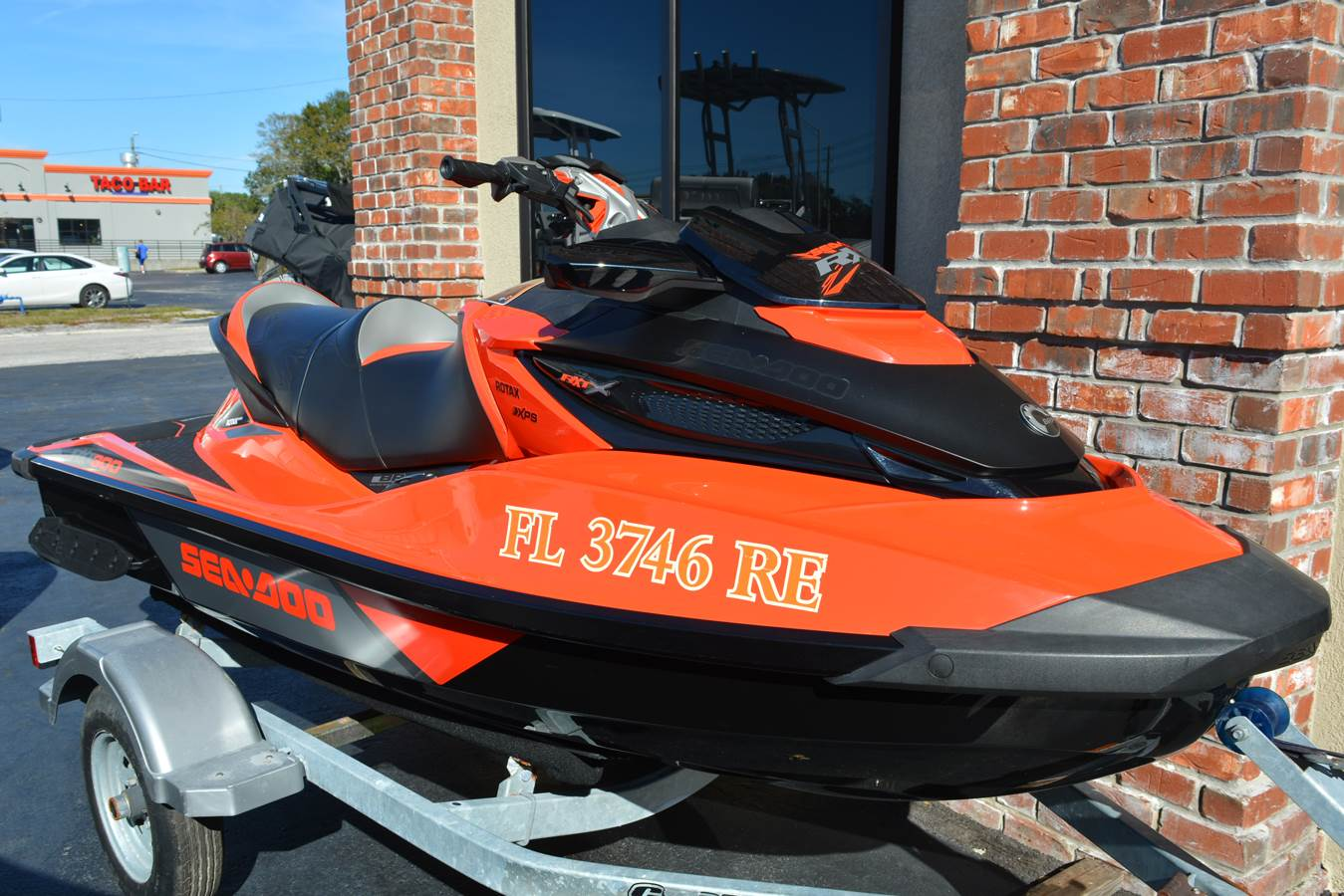 2016 Sea-Doo RXT-X 300 in Clearwater, Florida
