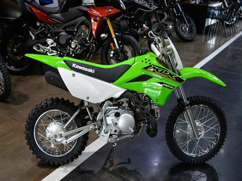 2021 Kawasaki KLX 110R in Clearwater, Florida - Photo 1