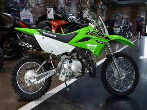 2021 Kawasaki KLX 110R in Clearwater, Florida - Photo 6