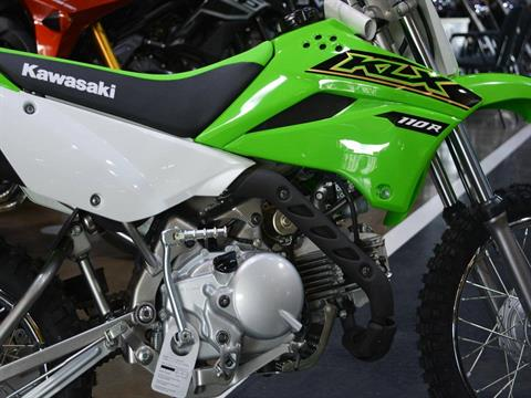 2021 Kawasaki KLX 110R in Clearwater, Florida - Photo 8