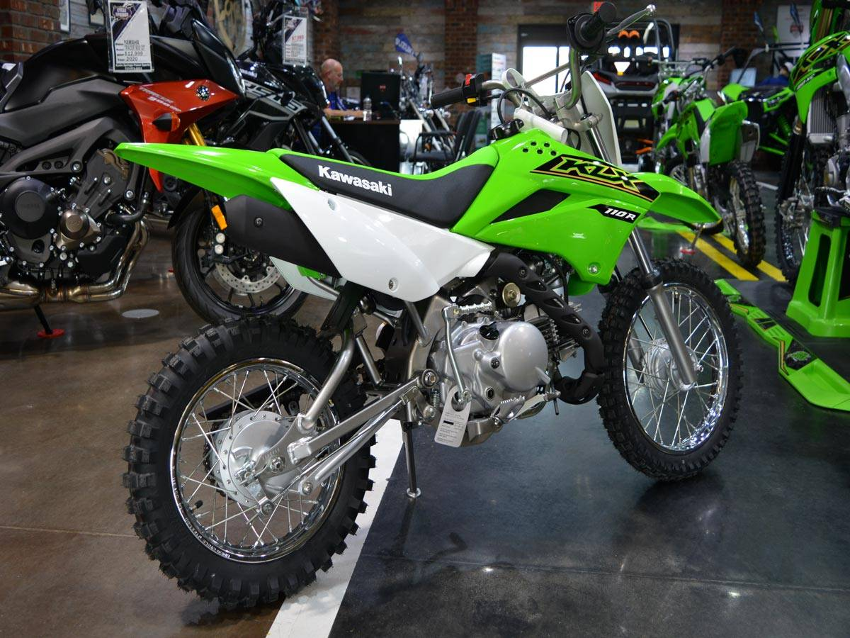 2021 Kawasaki KLX 110R in Clearwater, Florida - Photo 9