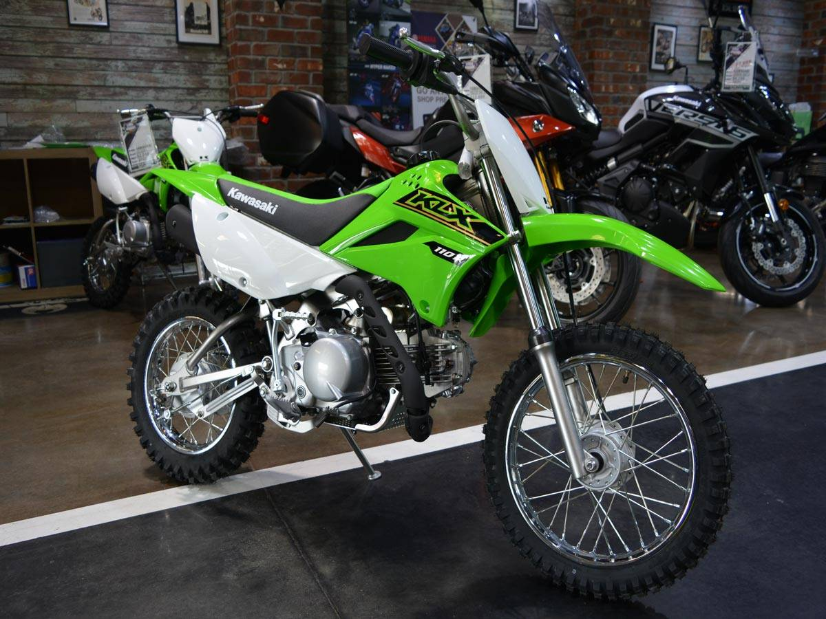 2021 Kawasaki KLX 110R in Clearwater, Florida - Photo 10