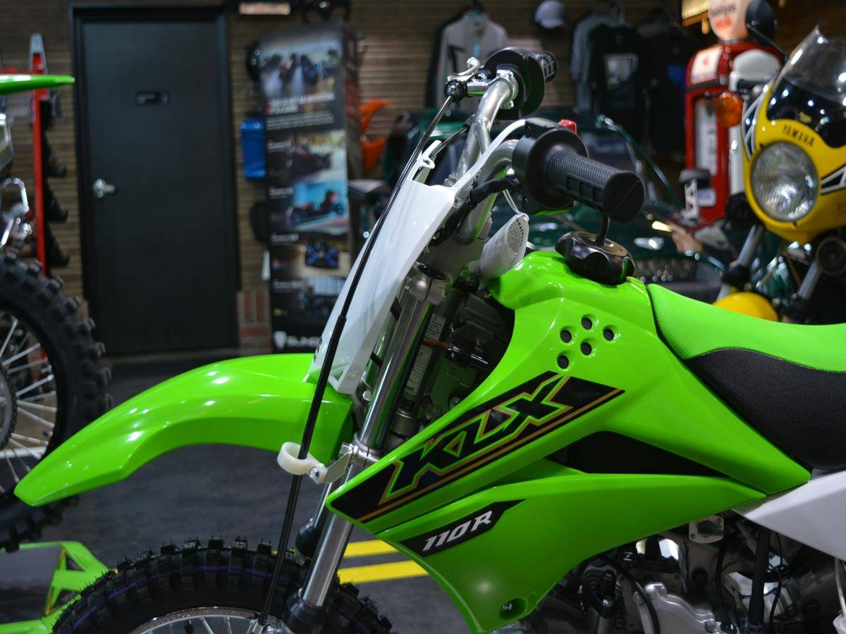 2021 Kawasaki KLX 110R in Clearwater, Florida - Photo 4