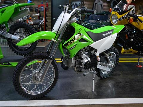 2021 Kawasaki KLX 110R in Clearwater, Florida - Photo 17