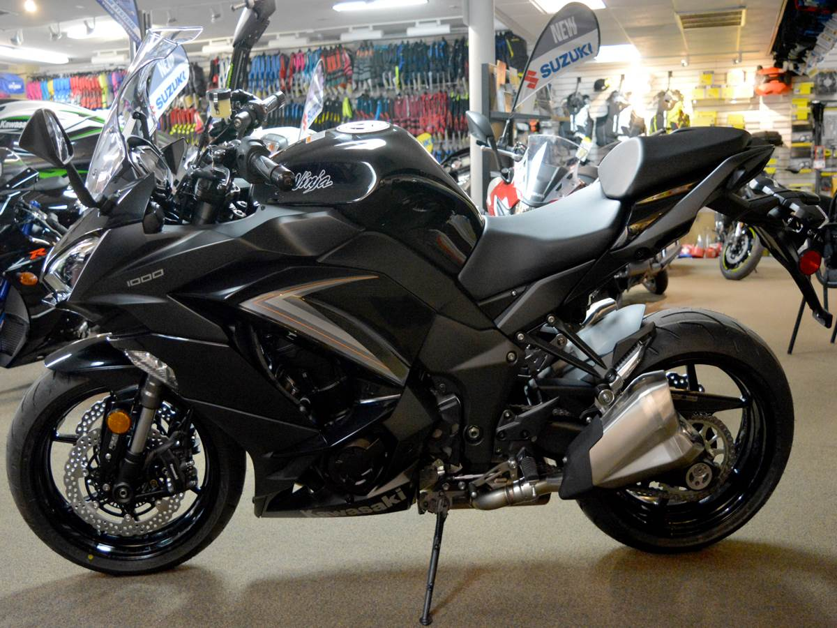 2019 Kawasaki Ninja 1000 ABS in Clearwater, Florida - Photo 2